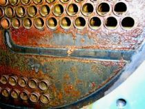 Corroded chiller