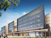Artist's impression of Charles Perkins Centre at University of Sydney