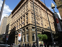 Colonial First state building, Sydney CBD