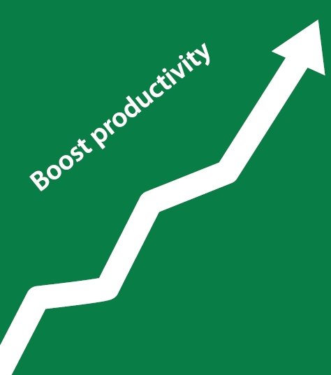 Improving IEQ boosts productivity