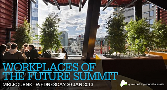 Workplaces of the future summit